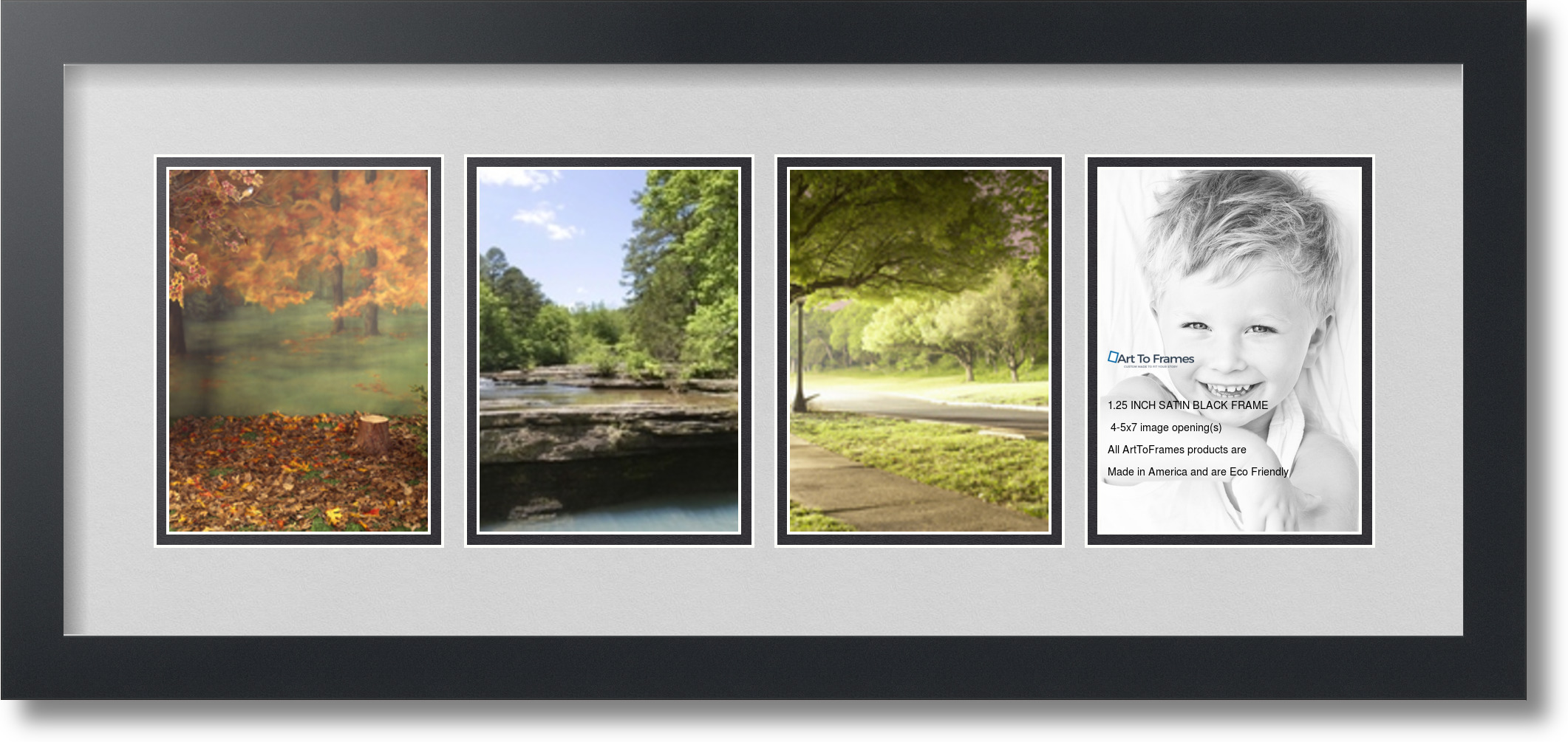 4 Picture Collage Frames 5x7 Bing Images