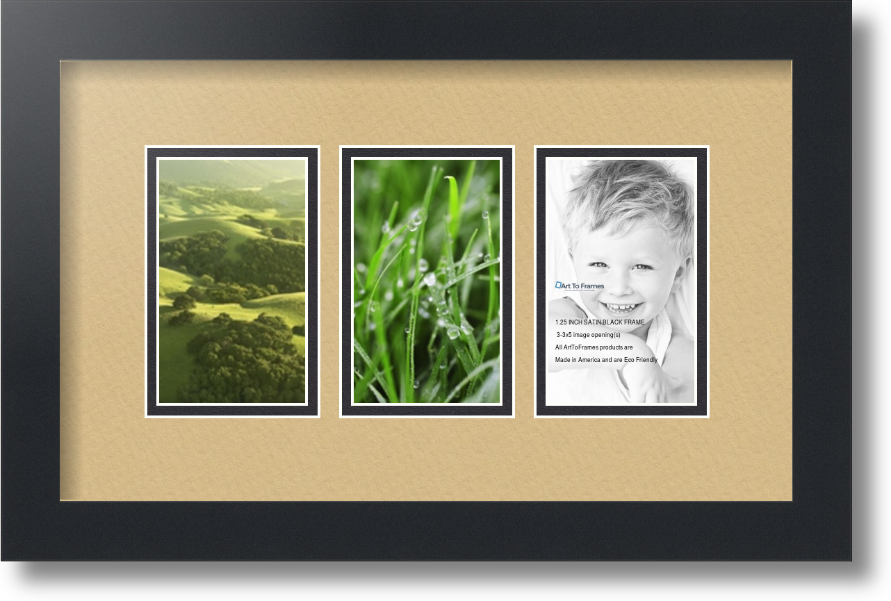 3x5 Silver Picture Frames.Silver Black Ornate Picture Frame 3xx7 ...