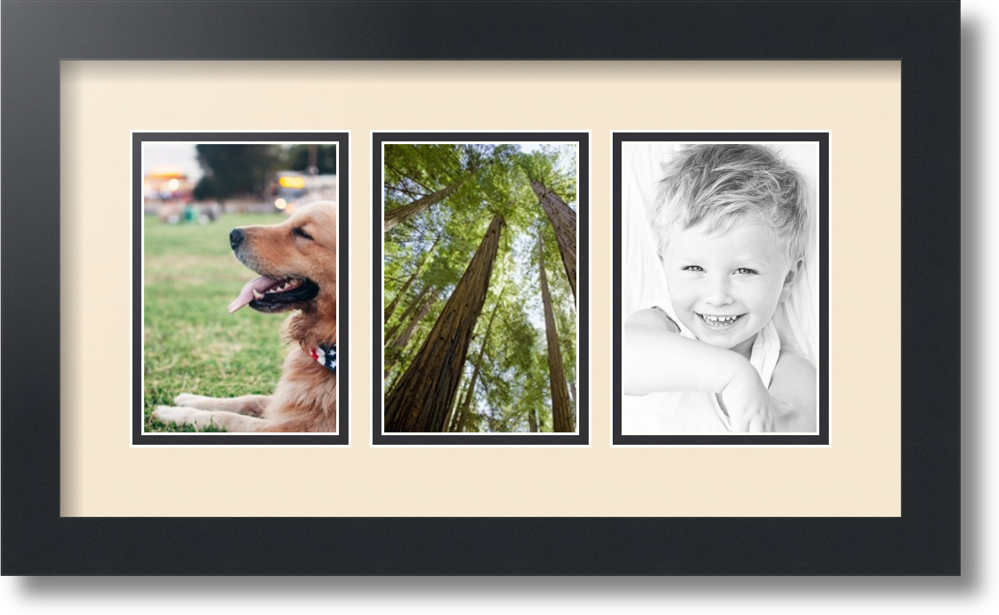 knickoftime mat frame from vintage photo printable net