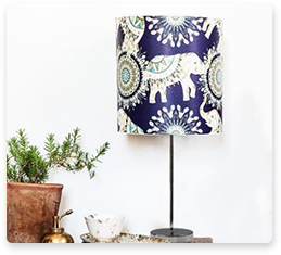 Custom Printed Lamp