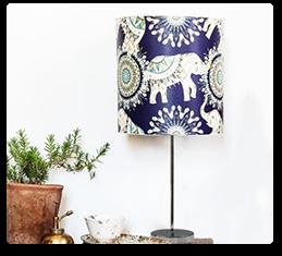 Custom Printed Lamp