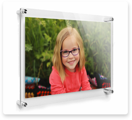 Acrylic Floating Frames
