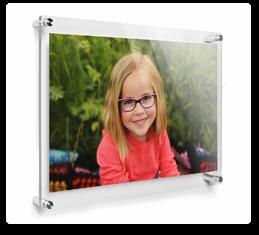 Acrylic Floating Frames