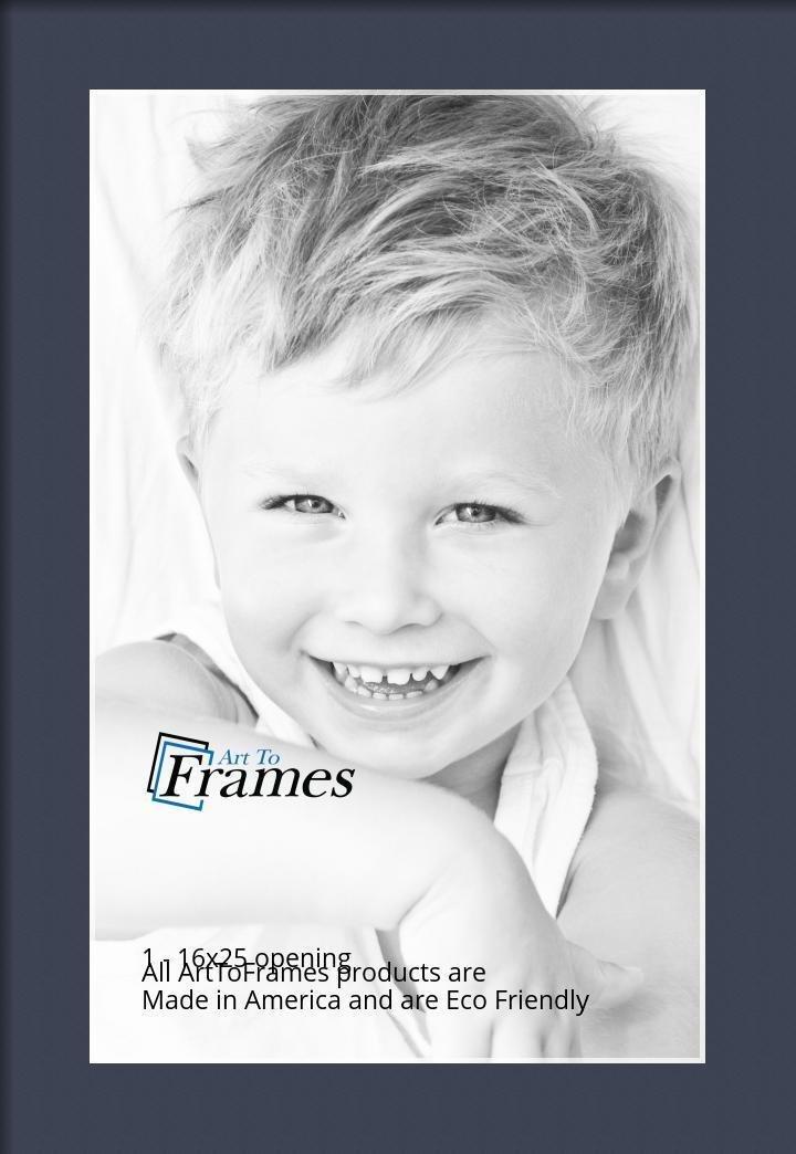 ArtToFrames Custom Blue Jay Picture Photo Frame Mat Matting Board LG ...