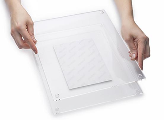 a97e2c54d856 Acrylic Floating Frames - ArtToFrames