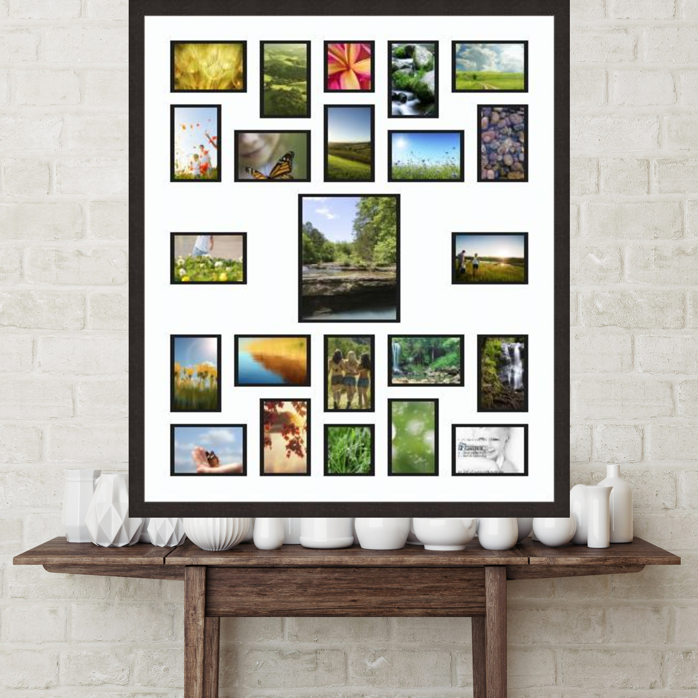 32x38 coffee collage picture frame 23 opening super white and your browser does not support the html5 canvas tag jeuxipadfo Gallery
